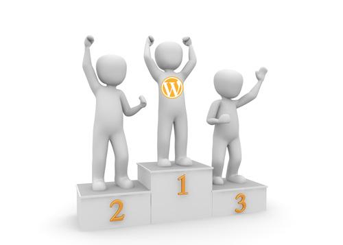 Unser Sieger ist Wordpress